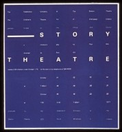 Poster for the Story Theater