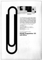 Olivetti Programma 101 nell'Ufficio