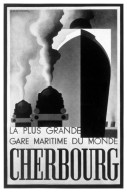 Cherbourg Poster