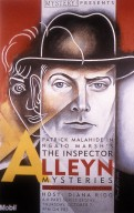 "PBS Series Poster ""The Inspector Alleyn Mysteries"""