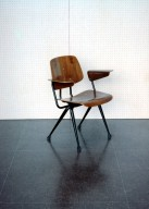 Institutional Side Chair with Arms