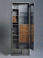 Cabinet for Dressing Alcove