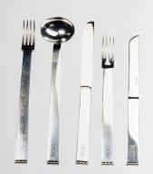 Cutlery for Lily and Fritz Waerndorfer