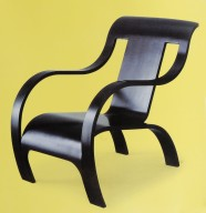 Bent Plywood Chair