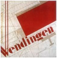 Wendingen Magazine Cover