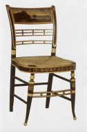 Painted Fancy Side Chair