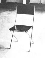 Model B8 Folding Side Chair