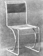 Experimental Prototype of a Side Chair