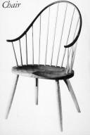 Continous Arm Chair
