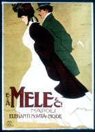 E & A Mele and Company Poster