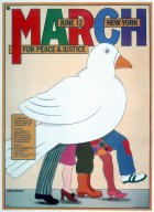 March for Peace and Justice Poster