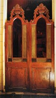 Door Screen in the House of Regino Boti