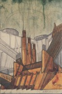 Study for an Electric Power Station