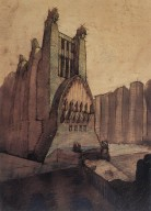 Study for a Church