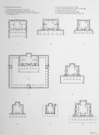 Hexagonal Baldachin Systems: Sinan Pasha, Kara Ahmed Pasha, Sokollu Mehmed Pasha, Nurbanu Valide Sultan Mosque, Semiz Ali Pasha, Molla Celebi, Kazasker Ivaz Efendi, Cerrah Mehmed Pasha