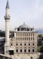 Zal Mahmud Pasha Complex at Eyup: Mosque of Zal Mahmud Pasha