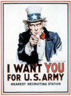 I Want You for U.S. Army Poster