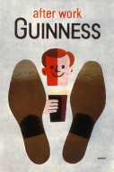After Work Guinness Poster