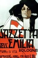 Gazzetta dell'Emilia Poster