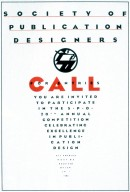 Society of Publication Designers Call for Entries