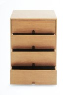 Cabinet with Four Drawers