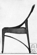 Drawing of a Chair