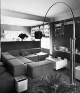 Living Room with Modular Seating