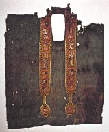 Tunic with Applied Ornaments