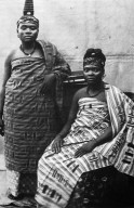 Asante Women, Cotton Wrappers