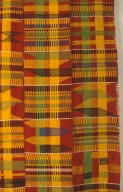 Kente Strip Weaving