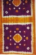 Tie-Dyed Silk