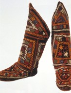 Embroidered Women's Boots
