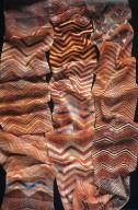 Wrap-Resist Dyed Turban