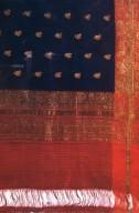 Brocaded Sari
