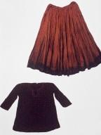 Skirt from India and Child's Kurta from Pakistan