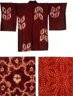 Haori Coat, Quilt, and Kimono