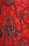 Fabric with Indian Motifs