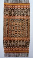 Man's Ceremonial Garment from East Sumba