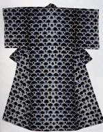Wave Pattern Kimono