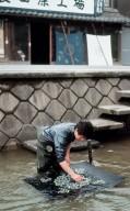 Nagata Shigenobu Scraping Off Rice Paste