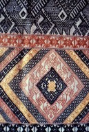 Bridal Bed Sheet From the Phichit Province