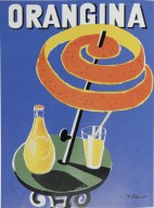 Orangina Poster