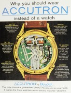 Accutron Space Watch