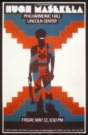 Hugh Masekela at Philharmonic Hall Poster