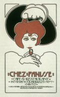 Chez Panisse Cafe and Restaurant Poster