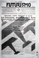 Futurismo (issue a.1 n.3)