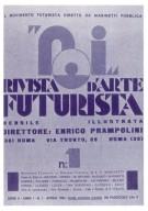Noi: Revista d'Arte Futurista (n.1, series 2)