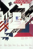Poster for AIGA, New York