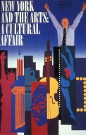 New York and the Arts: A Cultural Affair Poster