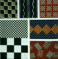 Checker Board Prints